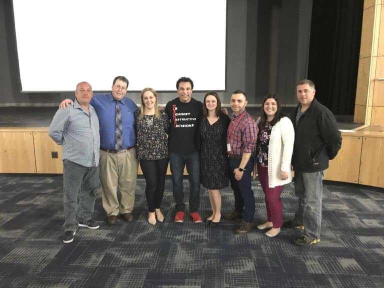 Read more about the article FAST Marc Mero Presentation 2018