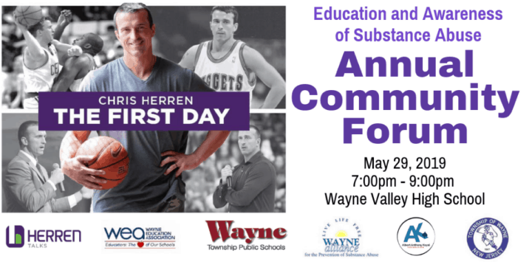 Read more about the article Chris Herren Presents at The Mayor's Forum May 29th