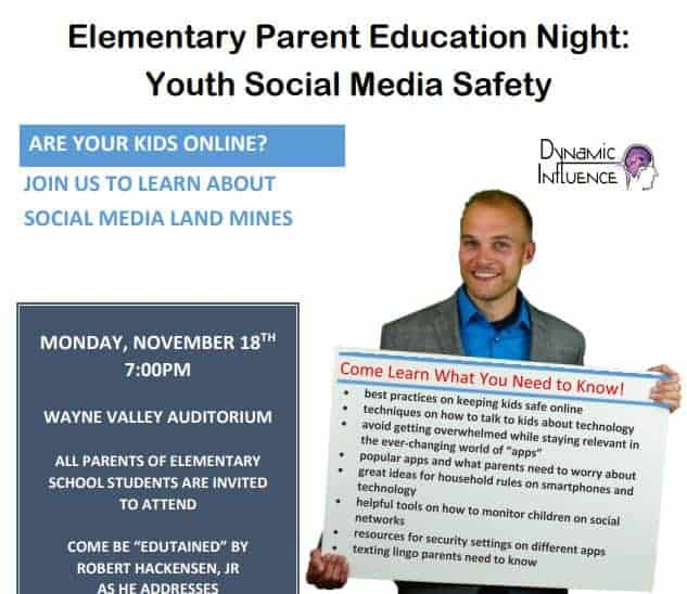 Read more about the article Youth Social Media Safety