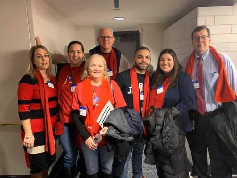 Read more about the article Lobby Day 12/16