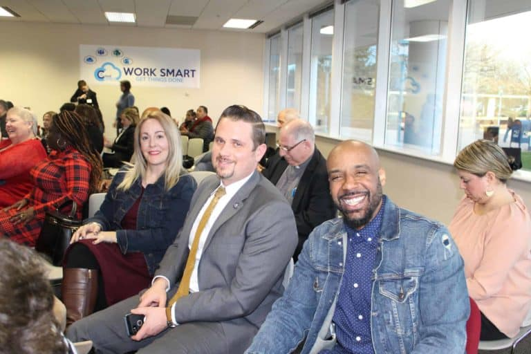 Read more about the article Progress Together Meeting with Governor Murphy!
