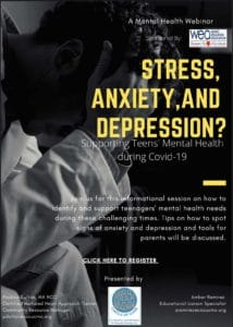 Read more about the article Supporting Teens Mental Health During Covid