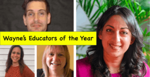 Read more about the article Congratulations to the Educators of the Year