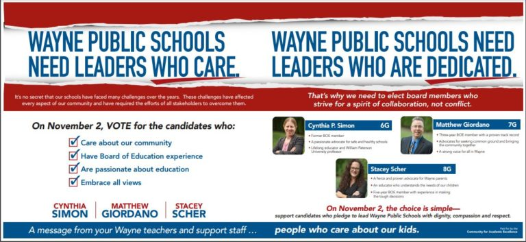 Read more about the article WEA Endorsed Candidates